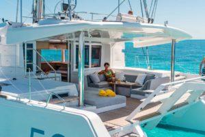 Catamaran Charter BVI FAQ catamaran Lagoon 52