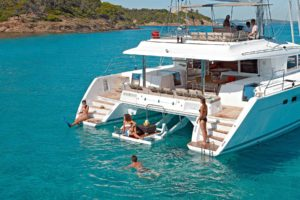 Catamaran Charter BVI FAQ luxury yacht