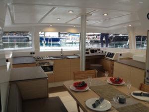 Bali 4.0 Catamaran for Charter British Virgin Islands BVI