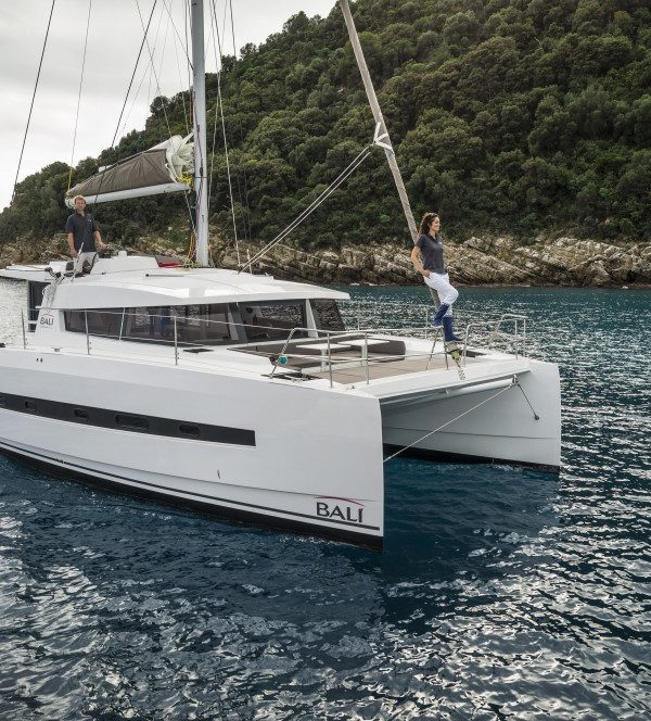 Bali 4.0 Catamaran for Charter British Virgin Islands BVI