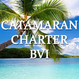 Catamaran Charter BVI - British Virgin Islands