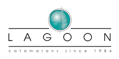 Lagoon Catamarna Logo catamaran Charter British Virgin Islands