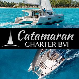 Catamaran Charter BVI - British Virgin islands Snippet