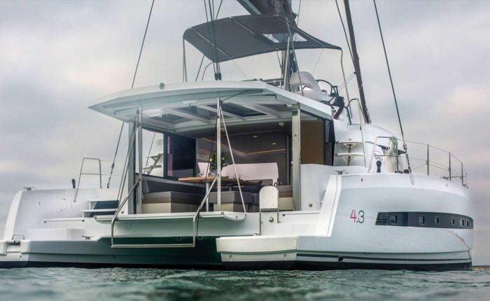 Bali 4.3 Catamaran for Charter British Virgin Islands BVI